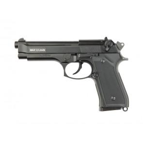 Softgun gas pistol M9, blowback