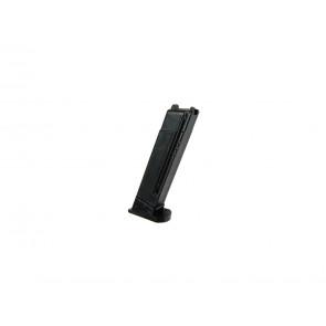 Softgun magasin til M92 FS manuel pistol.