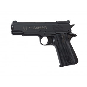 Softgun gas pistol STI Lawman