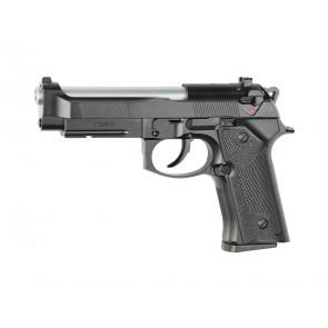 Softgun gas pistol M9-A1, blowback.