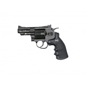 "Softgun CO2 revolver Dan Wesson 2,5""."