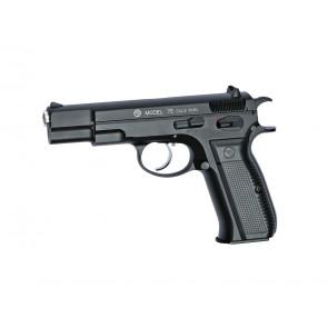 Softgun gas pistol CZ 75, blowback.