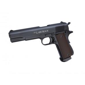 Softgun CO2 pistol Sti Lawman, blowback.