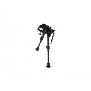 Universal støtteben med rail adaptor.