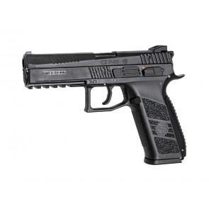 Softgun CZ P-09 Duty incl. pistolkuffert.