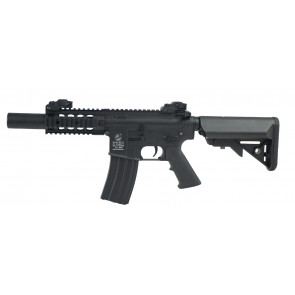 Softgun Colt M4 Special forces mini - fuld metal