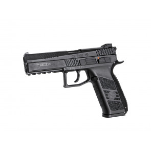 Softgun CZ P-09 Black gas blowback.