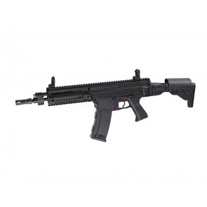 Softgun CZ 805 Bren A2 Assault Rifle kort model, sort.