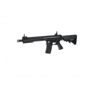 """Softgun gevær M15 DEVIL Carbine 10"""" med quick spring change og keymod front"""