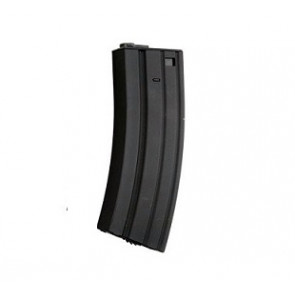 Softgun/Airsoft Hicap magasin til M4/M15/M16 AEG, 350 skud