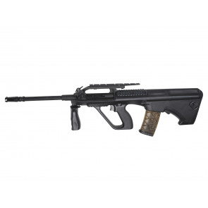 Softgun Steyr AUG A2, Proline, sort.