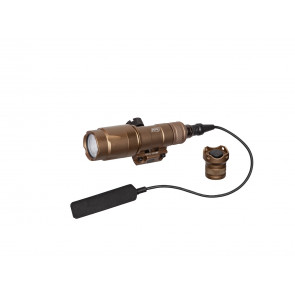Tactical lygte WL300 fra Strike Systems, 300 lumens, TAN.