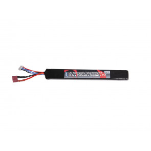 Softgund/Airsoft Li-PO Batteri 11,1V 1500mAh 15C, Dean (T-Plug)