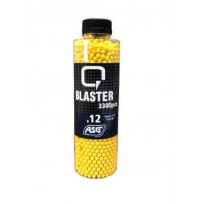 0,12g Q Blaster kugler-3300 stk i flaske