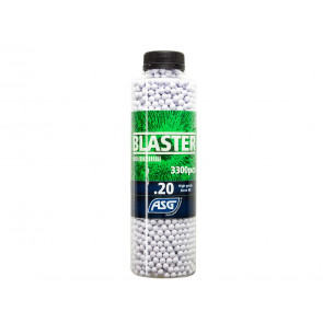 0,20g Blaster kugler, 3300 stk flaske