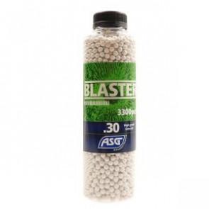 0,30g Blaster kugler, 3300 stk flaske
