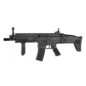 Softgun FN SCAR-L manuel – sort.
