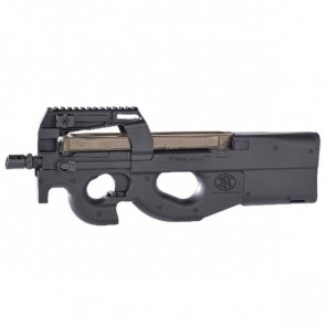 Softgun FN Herstal P90 Sort incl. batteri og lader.