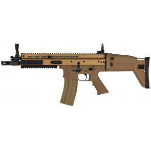 Softgun FN Herstal Scar-L, inkl. batteri og lader, Dark Earth