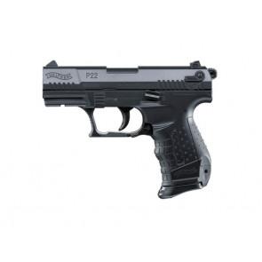 Softgun/Airsoft manuel pistol Walther P22 med ekstra magasin