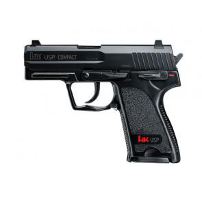 Softgun manuel pistol Heckler & Koch USP Compact.