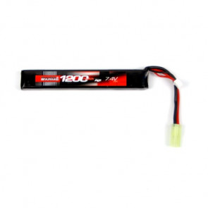 Swiss Arms Lipo 7,4V 1200mAh 25C Stick.