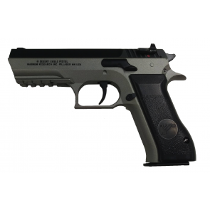 Softgun Baby Desert Eagle CO2 NBB, Dual Tone.