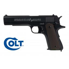 Softgun/Airsoft Colt 1911 med Mosfet og Lipo, Elektrisk pistol
