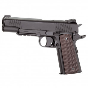 Softgun CO2 NBB pistol 1911 M45A1 CQBP fra KWC.